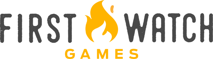 First Watch Games Logo