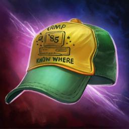 Camp Know Where Cap Avatar