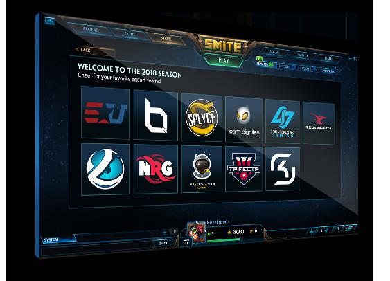 Team Badges